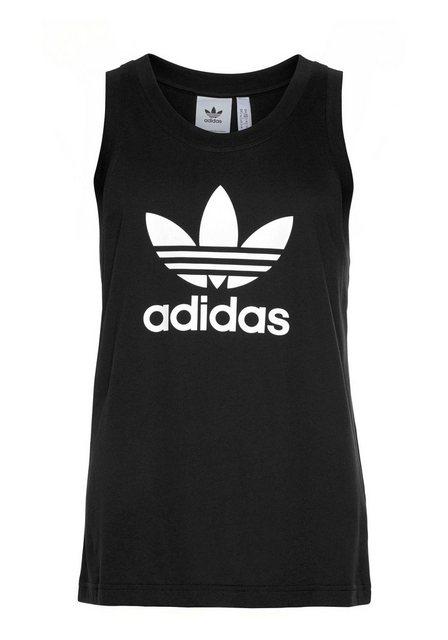 adidas Originals Tanktop »TREFOIL TANK«   Bekleidung > Shirts > Tank Tops   adidas Originals