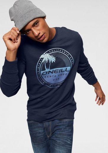 O'Neill Sweatshirt »LM PALM ISLAND CREW SWEATSHIRT«