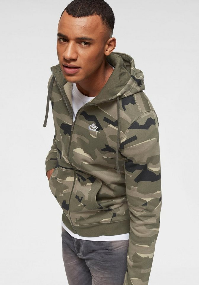 Nike Camouflage Jogginganzug