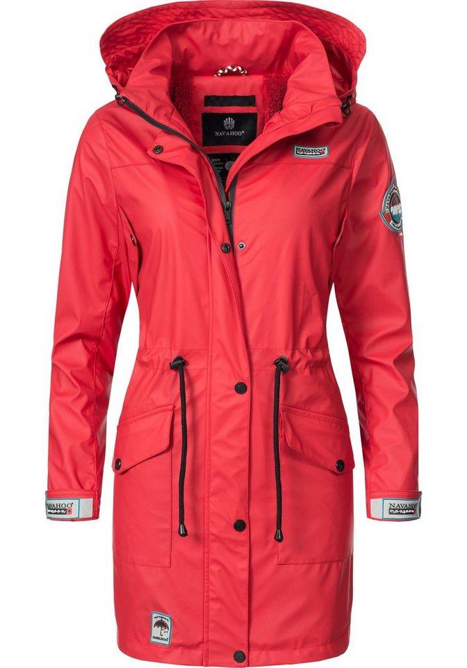 1a2b3bec6e1341 Navahoo Winterjacke »Deike« modische Damen Outdoor Regenjacke online ...