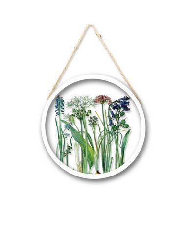 NTK-Collection Wandbild »Garten«