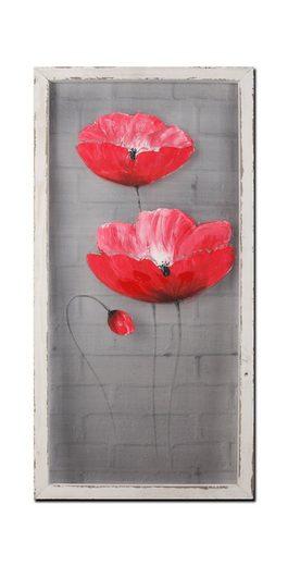 NTK-Collection Wandbild »Mohnblume«