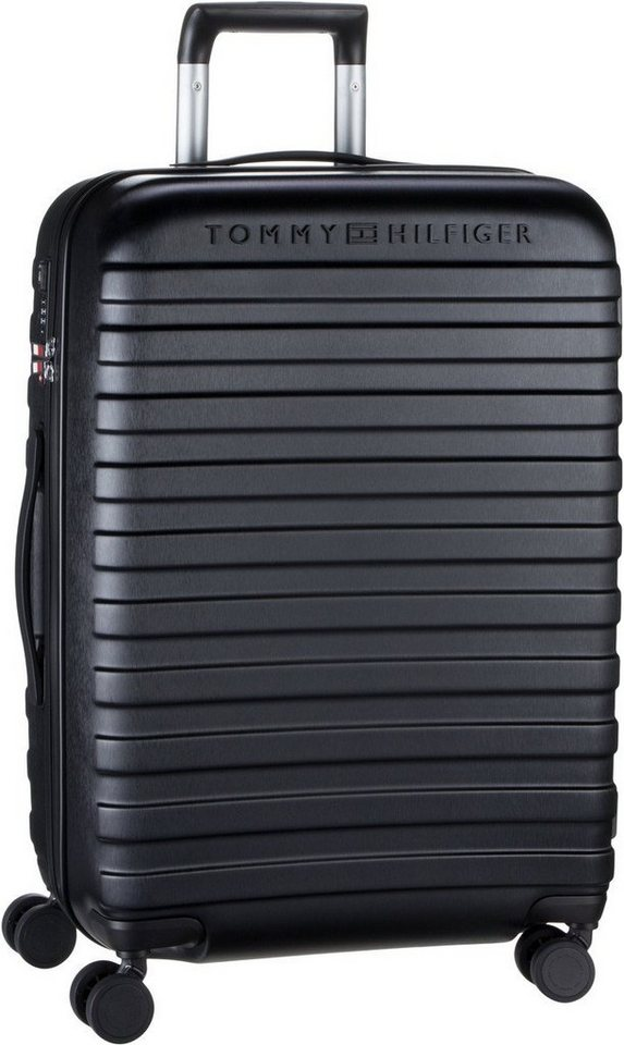 tommy hilfiger trolley koffer tommy lux hard case 24 online kaufen otto. Black Bedroom Furniture Sets. Home Design Ideas