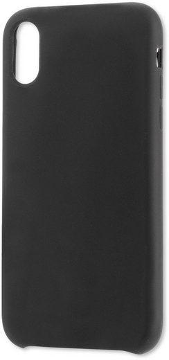 4smarts Handytasche »Silikon Case CUPERTINO für iPhone XS Max«