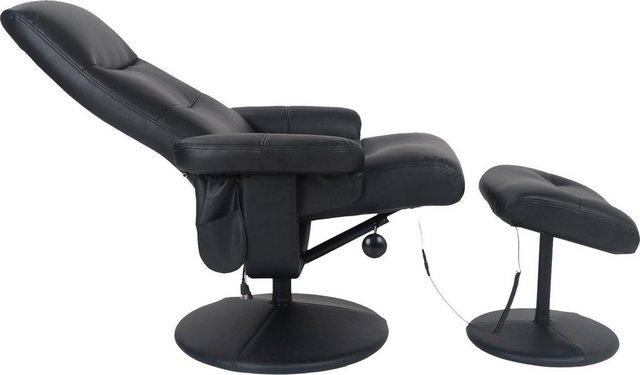 Sessel und Hocker - Alpha Techno Massagesessel, mit Fußhocker  - Onlineshop OTTO