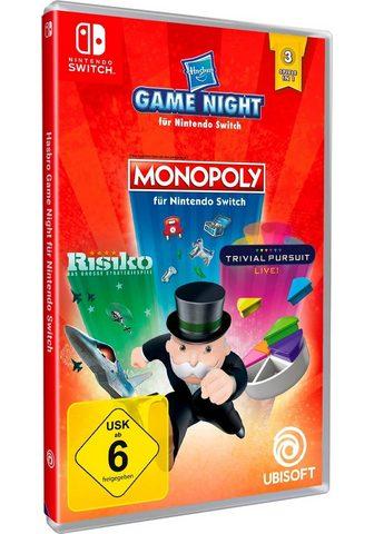 UBISOFT Hasbro Game Night Nintendo Šakotuvas
