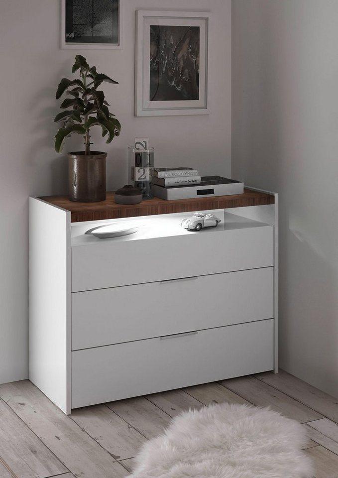 Kommoden, Sideboards und Schminktische - LC Kommode, Breite 111 cm  - Onlineshop OTTO