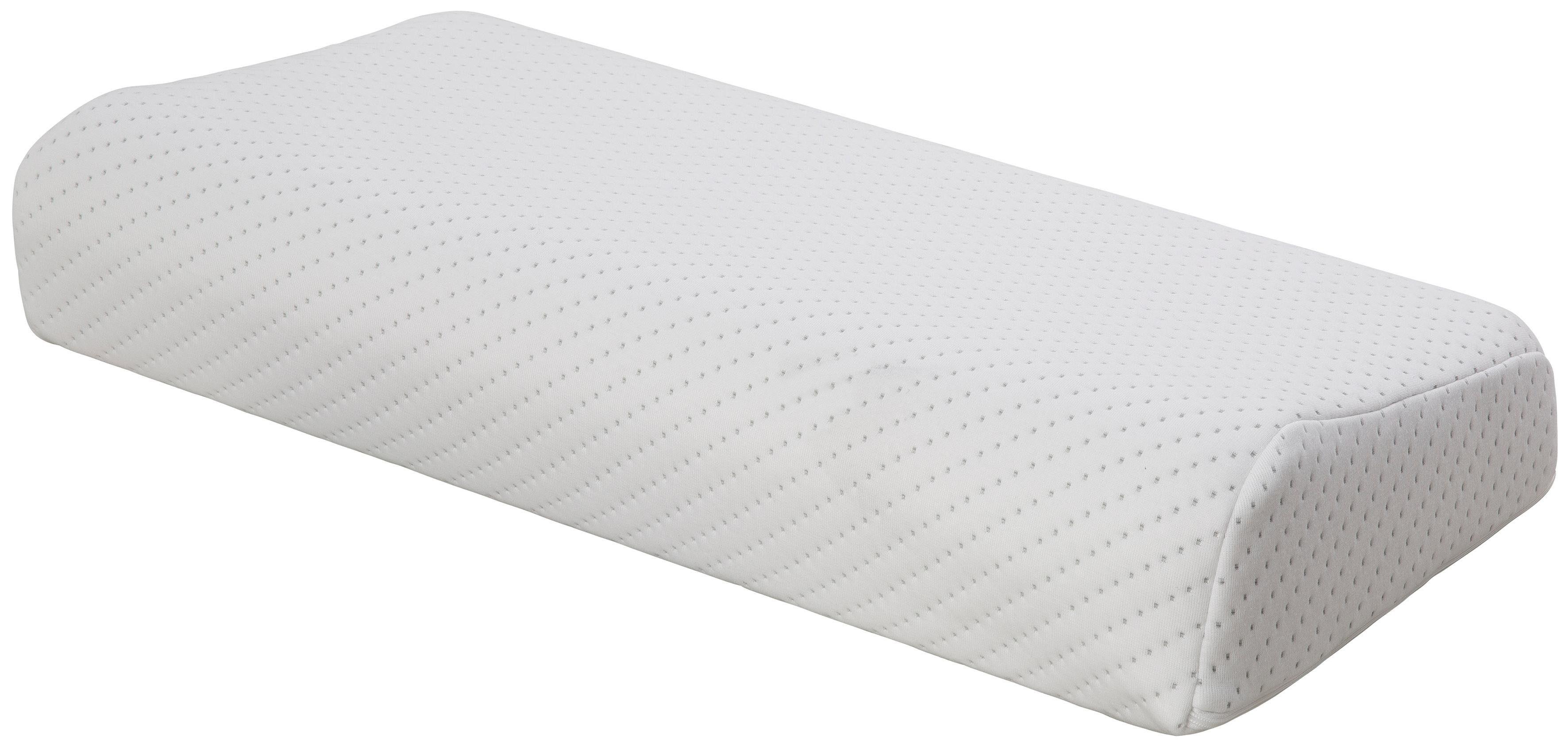 Nackenstützkissen, »Vario Soft«, BeCo - Höhen- und Härteverstellbares Nackenkissen, mit Gelschaum, Bezug abnehmbar