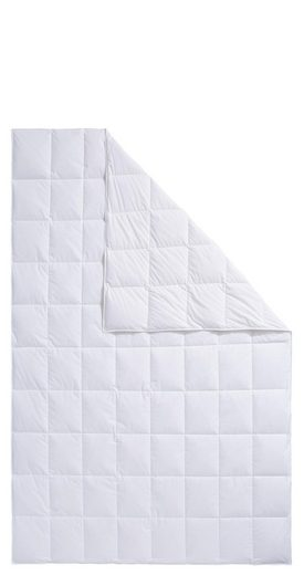 Daunenbettdecke, »Swiss Royal«, Haeussling, Füllung: 90% Daunen, 10% Federn, Bezug: 100% Baumwolle, Optimale Wärmespeicherung