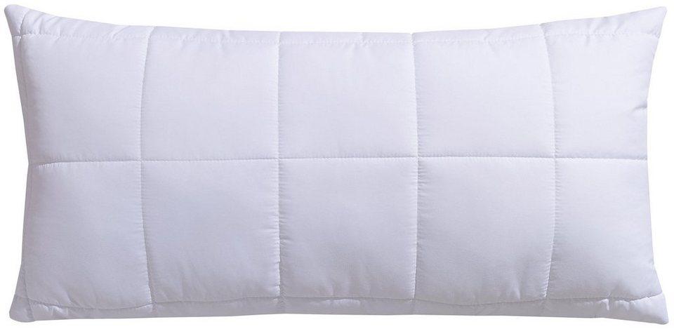 Microfaserkissen Warmmax F A N Frankenstolz Fullung Faserballchen 100 Polyester Bezug 100 Polyester 1 Tlg Online Kaufen Otto