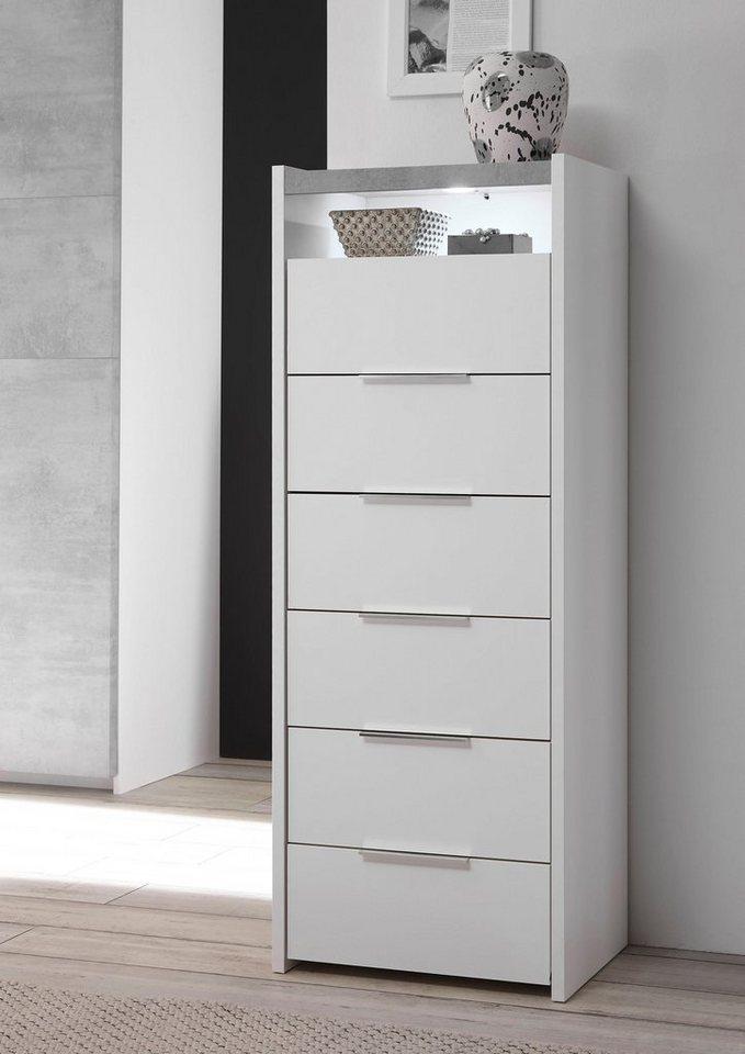 Kommoden, Sideboards und Schminktische - LC Kommode, Breite 51 cm  - Onlineshop OTTO