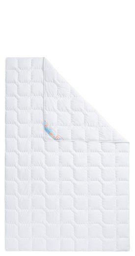 Kunstfaserbettdecke, »Sanamed 95«, fan Schlafkomfort Exklusiv, leicht, (1-tlg), kochfest und langlebig