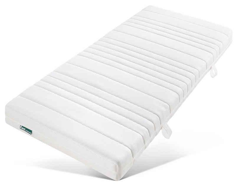 Komfortschaummatratze »Climasan Relax 200 S«, fan Schlafkomfort Exklusiv, 16 cm hoch, Raumgewicht: 30, abnehmbarer Bezug