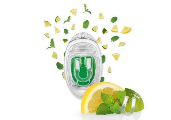 aspUraclip Mini Inhalator, 3x fresh