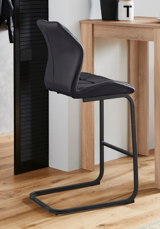 Eichenholz Esstisch Industriedesign Mika Festmaß