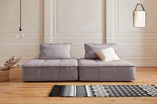 Guido Maria Kretschmer Home&Living Big-Sofa »Montpellier«, variabel