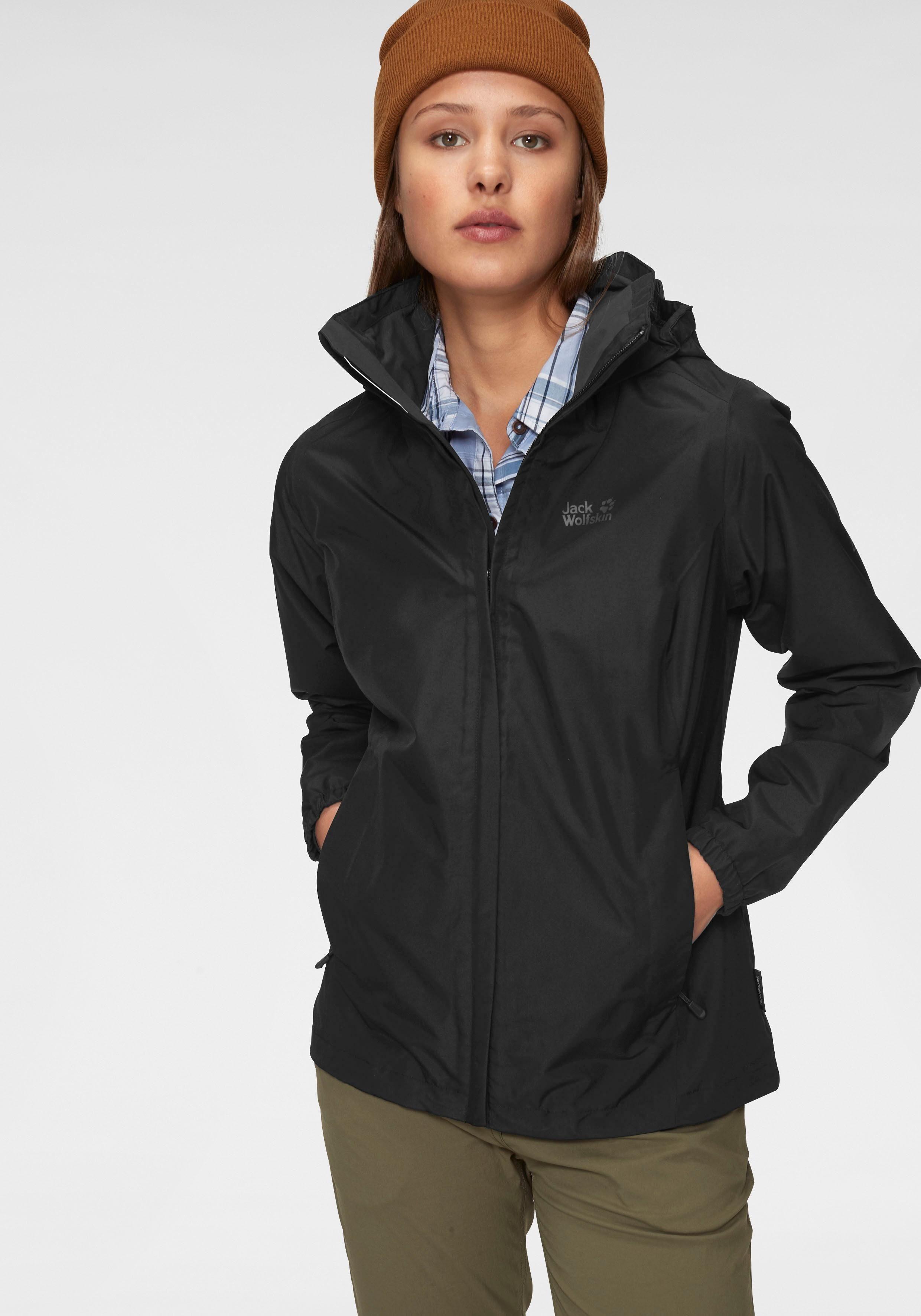 Jack Wolfskin Stormy Point Jacket Damen | Süd West