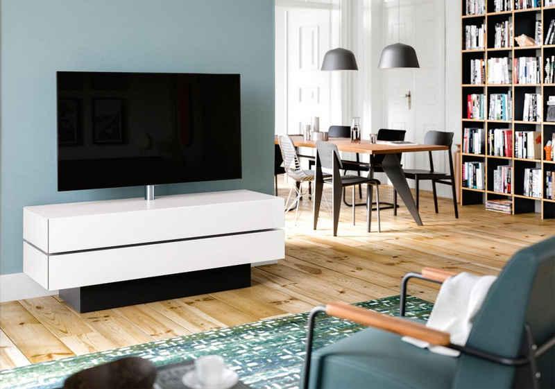 SPECTRAL Lowboard »BRS«, mit Soundsockel, wahlweise mit TV-Halterung, Breite 150 cm
