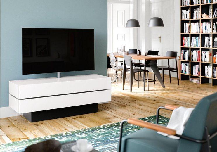 SPECTRAL Sound-Lowboard »BRS« mit Soundsockel, wahlweise mit TV-Halterung, Breite 150 cm