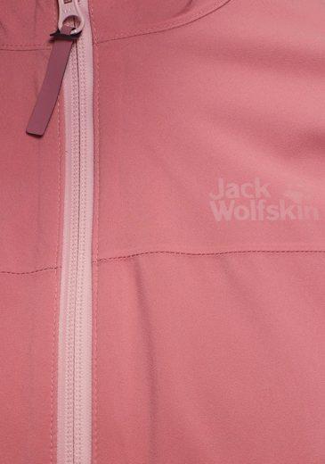 Packbar Jack Funktionsjacke Wolfskin Klein Shell« »jwp nzxAP0qwX