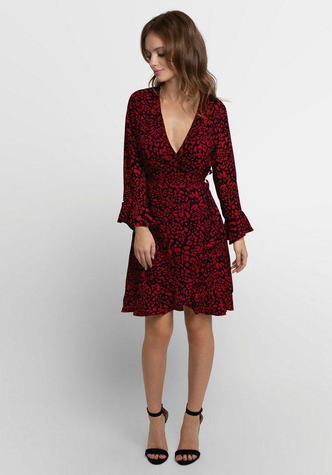 Damen Apart Jumpsuit mit Leopardmuster    04053041261417
