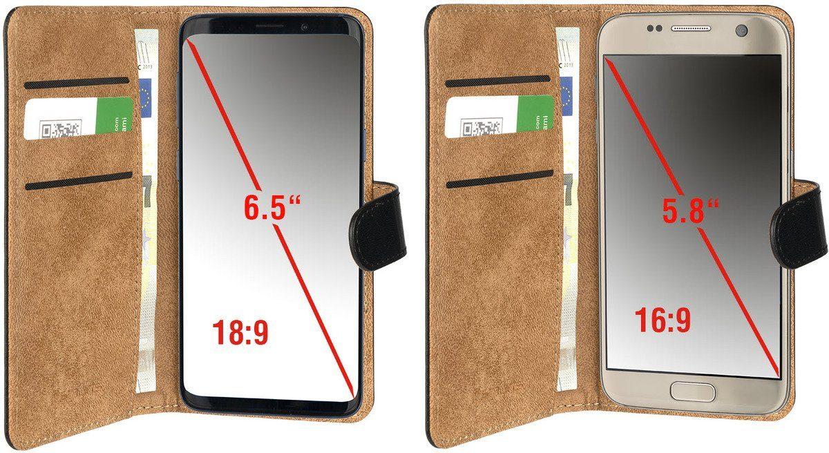 4Smarts Handytasche »UltiMAG Universal Flip-Tasche URBAN Größe XL«