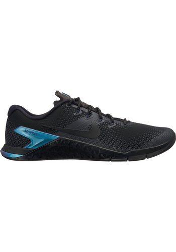 Herren Nike Metcon 4 AMP Fitnessschuh schwarz | 00191887590224