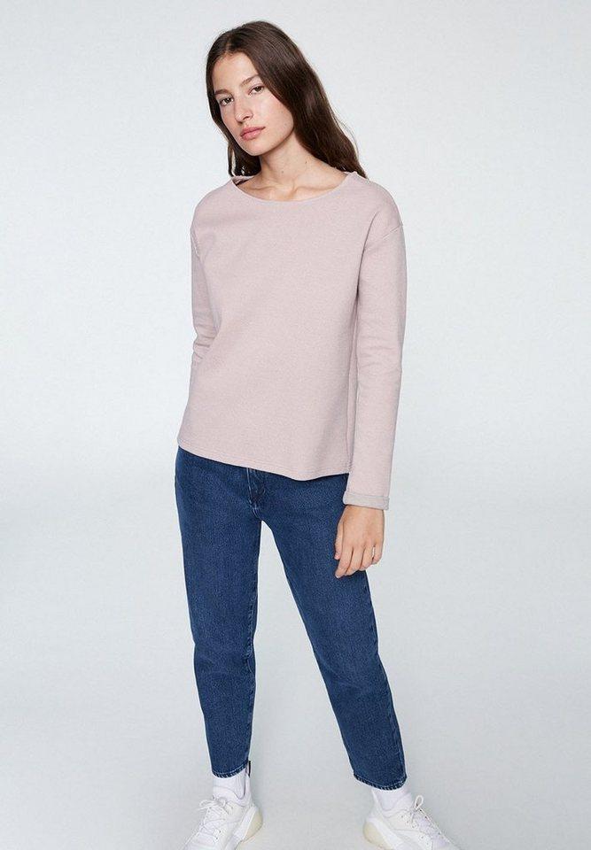 Armedangels Sweater »Noa Ribbon« Zertifizierung: GOTS, organic, CERES-008