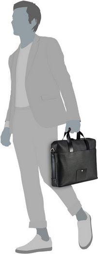 Shz« Aktentasche 0 2 Porsche Briefbag »voyager Design 0HPHqzx