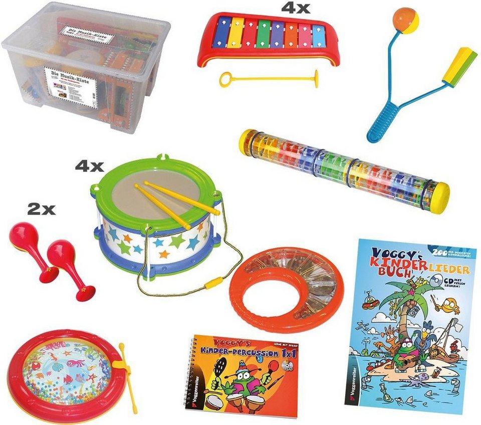 Voggenreiter Musikbox,  Die Musikkiste für den Kindergarten  online kaufen