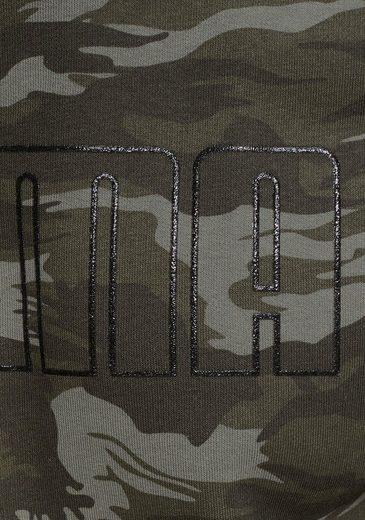 »camo Sweatshirt Puma Crew Fleece« Puma Sweatshirt YRvYW7HU