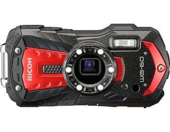 RICOH »WG-60« fotoaparatas (16 MP WLAN (Wi-F...
