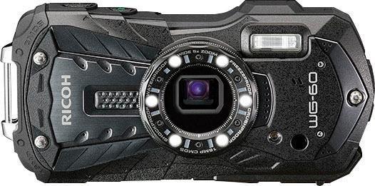 Action, Outdoorkameras - Ricoh »WG 60« Outdoor Kamera (16 MP, WLAN (Wi Fi)  - Onlineshop OTTO