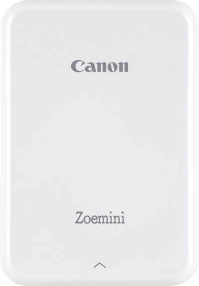 Canon Zoemini Fotodrucker, (Bluetooth)