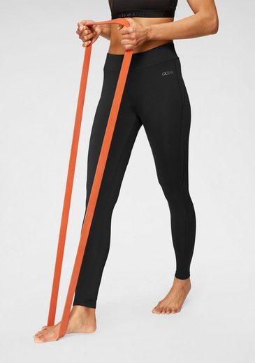 Ocean Sportswear Leggings »Yoga-Tights« mit Mesh-Einsätze