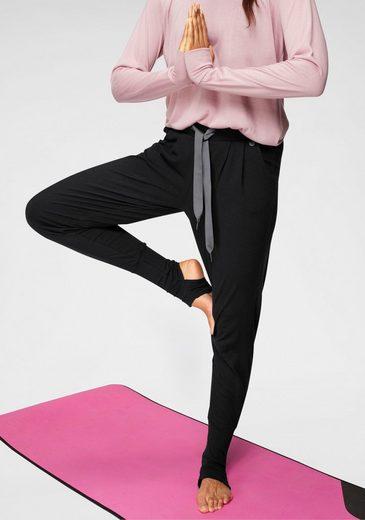Ocean Sportswear Yogahose »Yoga Pants« mit Fußstulpen