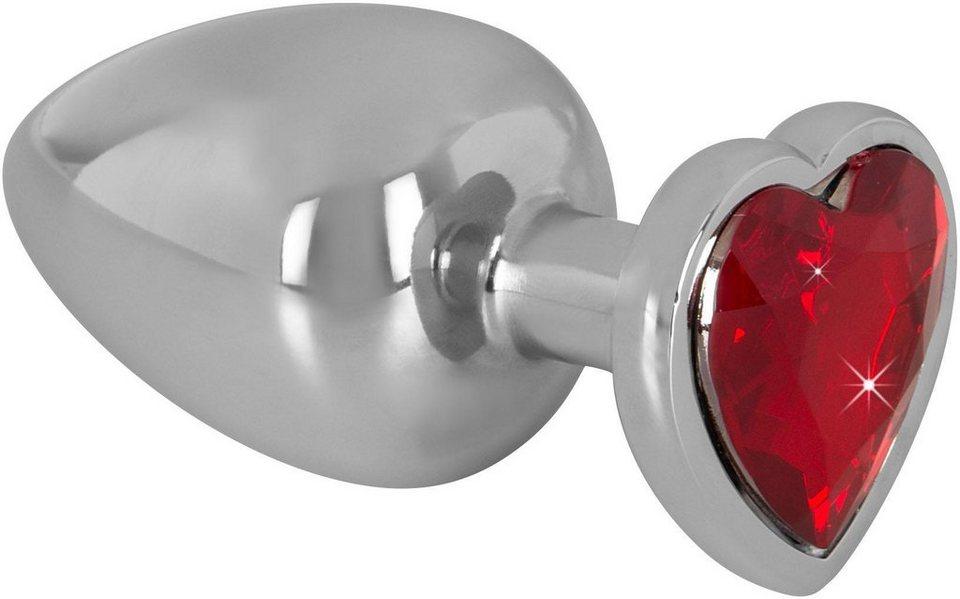 You2Toys Analplug Diamond Anal Plug, Large  Otto-5209