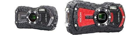 Action, Outdoorkameras - Ricoh »WG 60« Outdoor Kamera (16 MP, WLAN (Wi Fi)  - Onlineshop OTTO