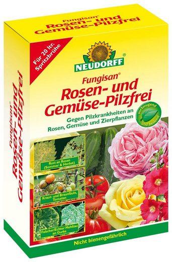 NEUDORFF Pflanzenschutzmittel »Fungisan Rosen- und Gemüse-Pilzfrei«, 16 ml