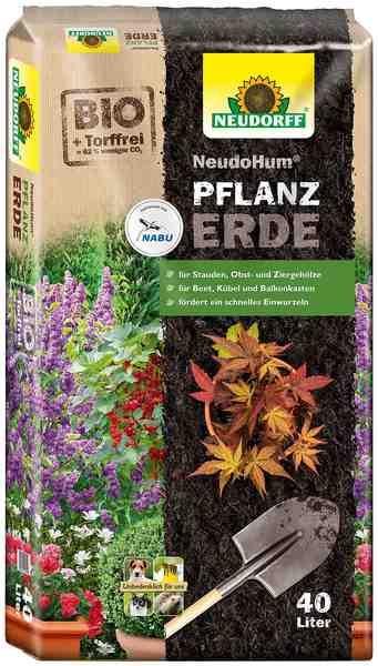 NEUDORFF Pflanzenerde »NeudoHum«, 40 l