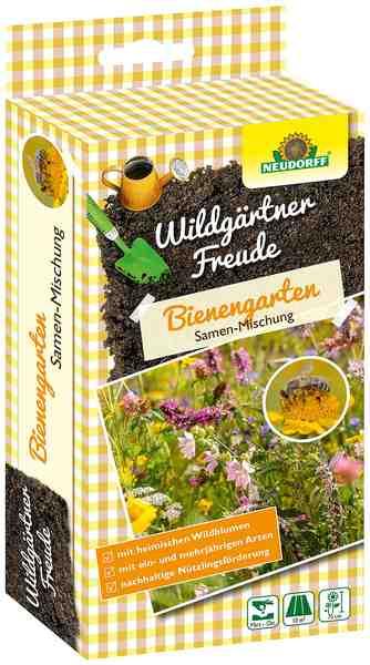 NEUDORFF Blumensamen »WildgärtnerFreude Bienengarten«, 50 g