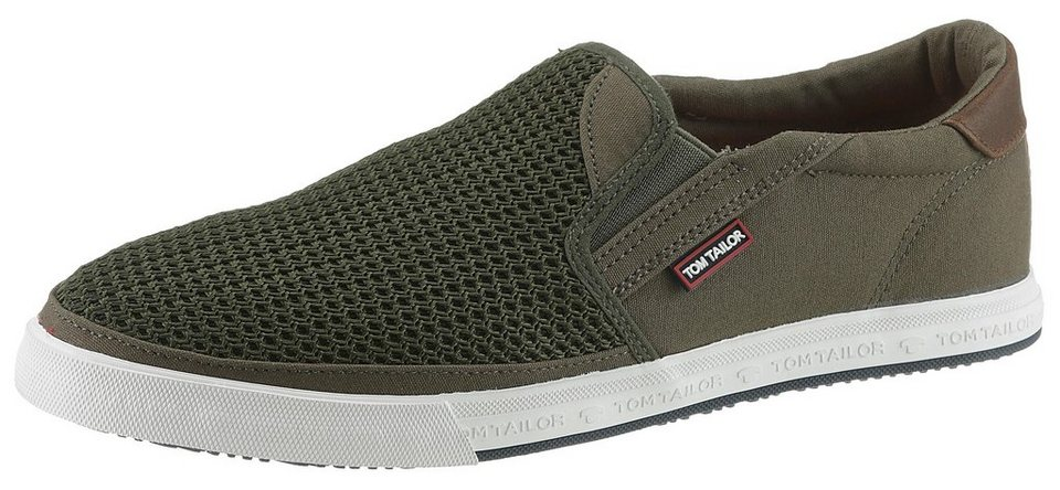 more photos 3c22a 743ce tom-tailor-slipper-mit-praktischem-stretcheinsatz-khaki.jpg  formatz