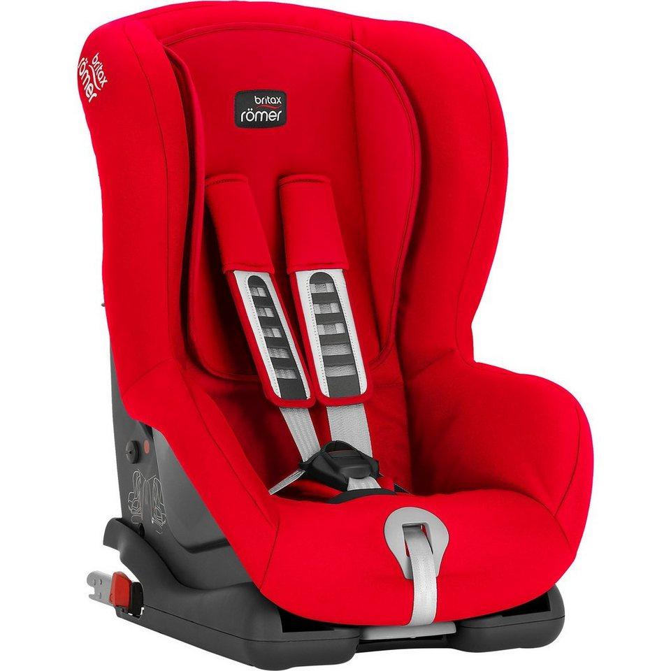 britax r mer auto kindersitz duo plus fire red otto. Black Bedroom Furniture Sets. Home Design Ideas