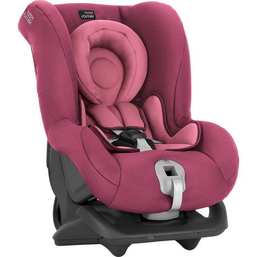 BRITAX RÖMER Auto-Kindersitz First Class Plus, Wine Rose