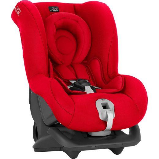 BRITAX RÖMER Auto-Kindersitz First Class Plus, Fire Red