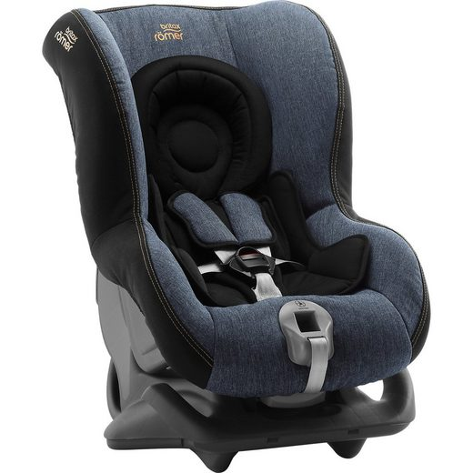 BRITAX RÖMER Auto-Kindersitz First Class Plus, Blue Marble