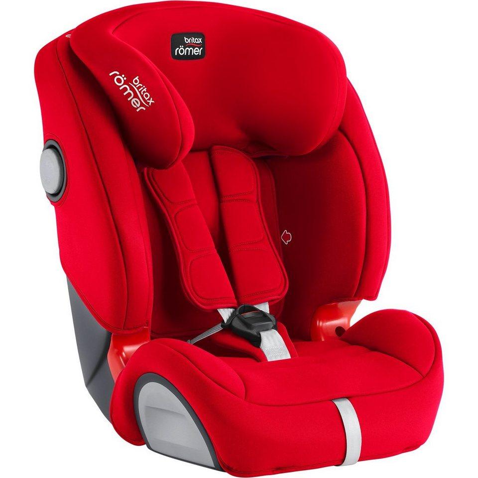 britax r mer auto kindersitz evolva 1 2 3 sl sict fire. Black Bedroom Furniture Sets. Home Design Ideas