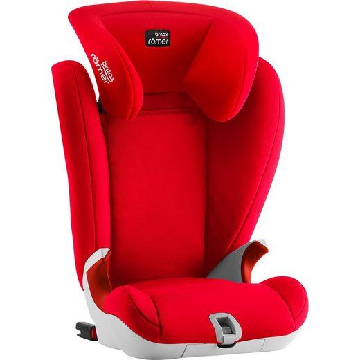 BRITAX RÖMER Auto-Kindersitz Kidfix SL, Fire Red