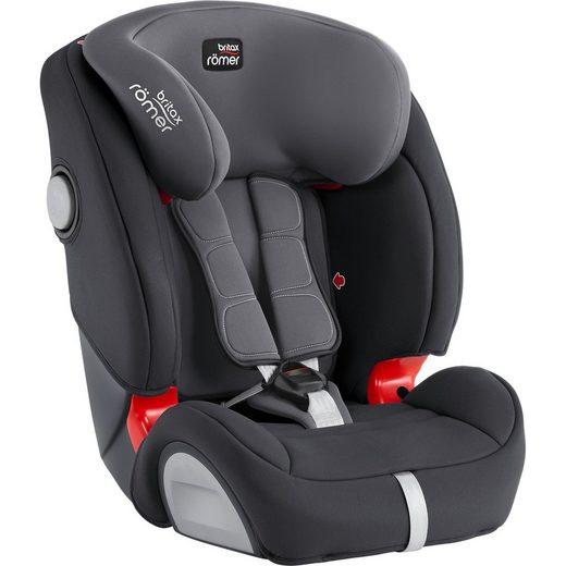 BRITAX RÖMER Auto-Kindersitz Evolva 1-2-3 SL SICT, Storm Grey