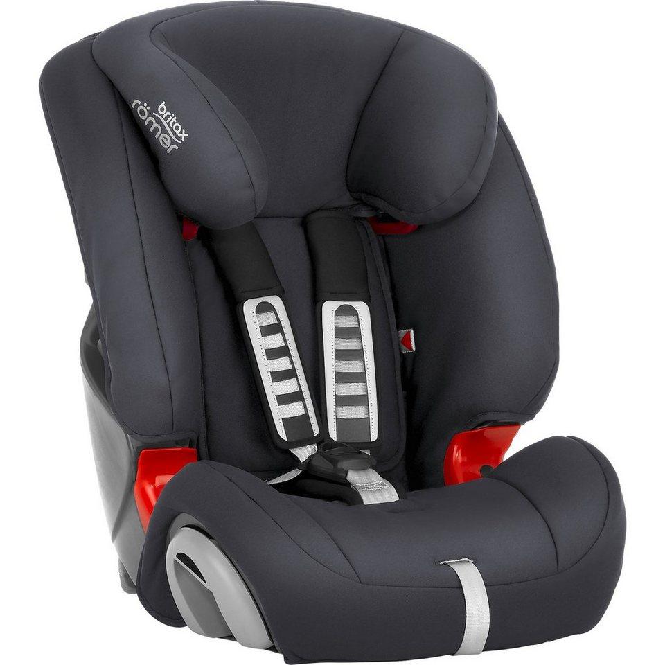 britax r mer auto kindersitz evolva 1 2 3 storm grey. Black Bedroom Furniture Sets. Home Design Ideas